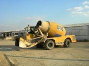 Продам АВТО бетоносмеситель с само загрузкой CARMIX (Италия)