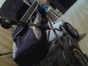 Детскую коляску трансформер зима-лето
